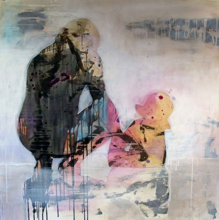 VÅR STUND BY ANNE-BRITT KRISTIANSEN #fineart #art #painting #kunst #maleri #bilde www.annebrittkristiansen.com/anne-britt-kristiansen-kunst-2012