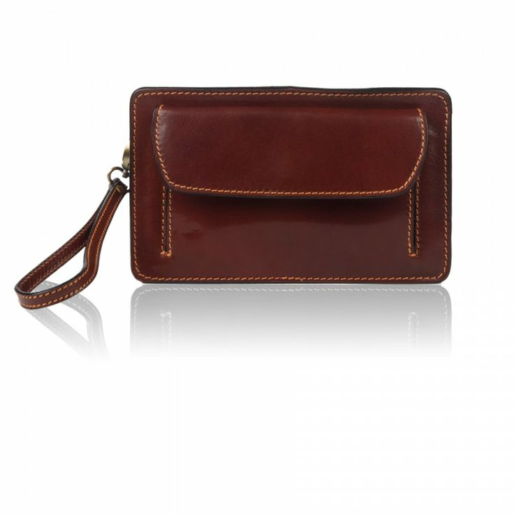 Τσαντάκι χειρός Κωδικός 6121-20% NEW COLLECTION M+K http://leathermall.eu/men/men%27s_handbags/6121_brown