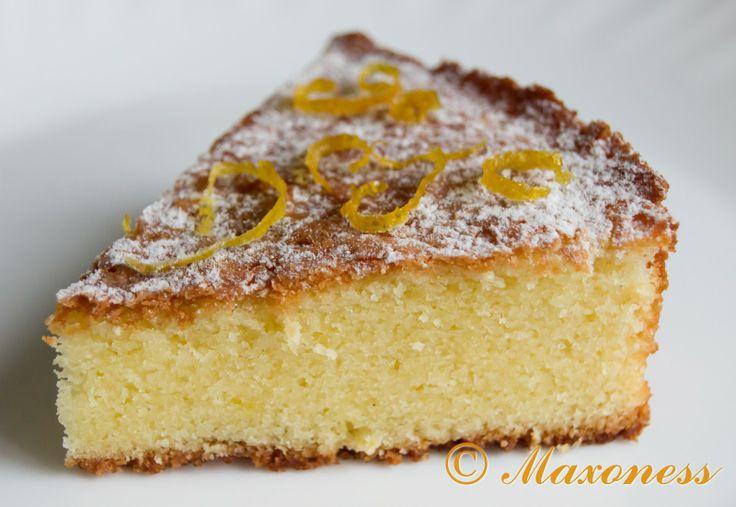 Пирог «Мадейра» от Джеймса Мартина. Британская кухня