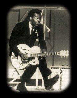 Johnny B Goode sung by Chuck Berry 1958