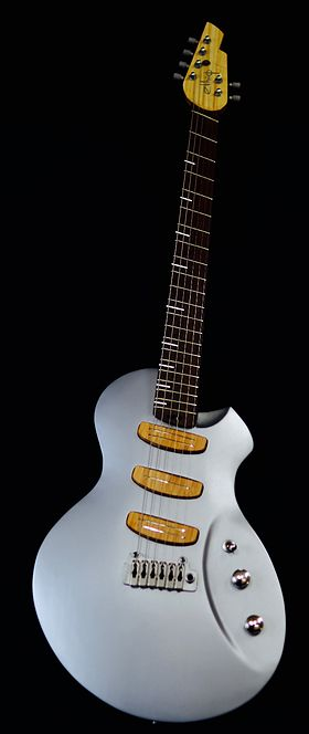 alquier luthier fabricant de guitares electriques et acoustiques | electric Bamboo