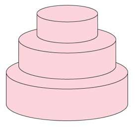 awesome guide to wedding cake prices and ideas....i had no idea how much it would cost before this! good ideas