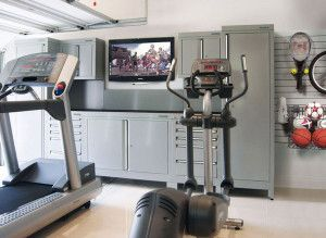 Best  Garage Gym Ideas On Pinterest Home Gym Garage Home - Small home gyms