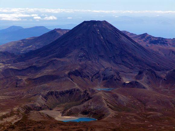 Volcano Lakes