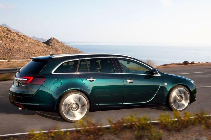 Opel Insignia begint aan tweede carrière