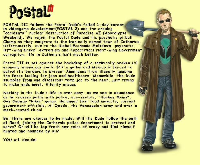 postal story