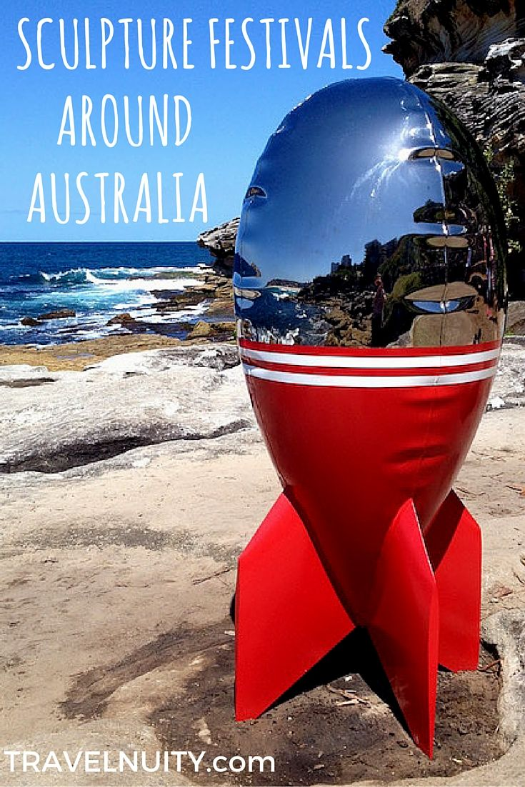 There are many wonderful sculpture festivals that occur right around Australia and throughout the year. Time your visit to coincide with one of these...