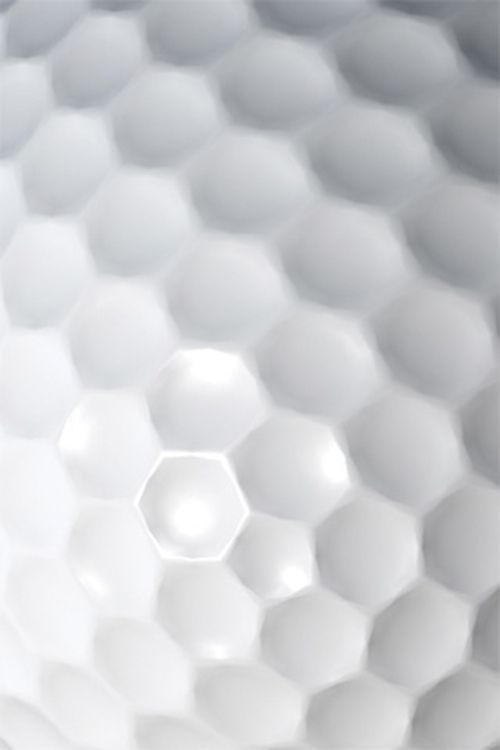 Details we like / Pattern / White / Honeycomb / Golfball Detail / Shadowing / at MY EYES OPEN