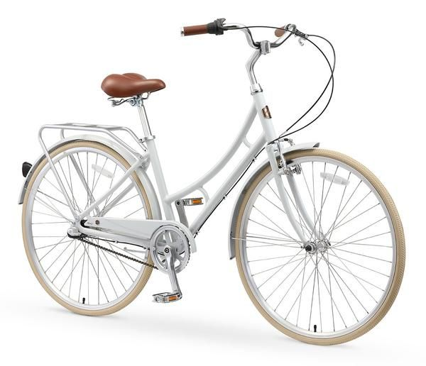 Ao Women S Bicycle Co Audrey 3 Speed Commuter City Bike A O Bicycle Company In 2020 Bicycle Women Bicycle City Bike