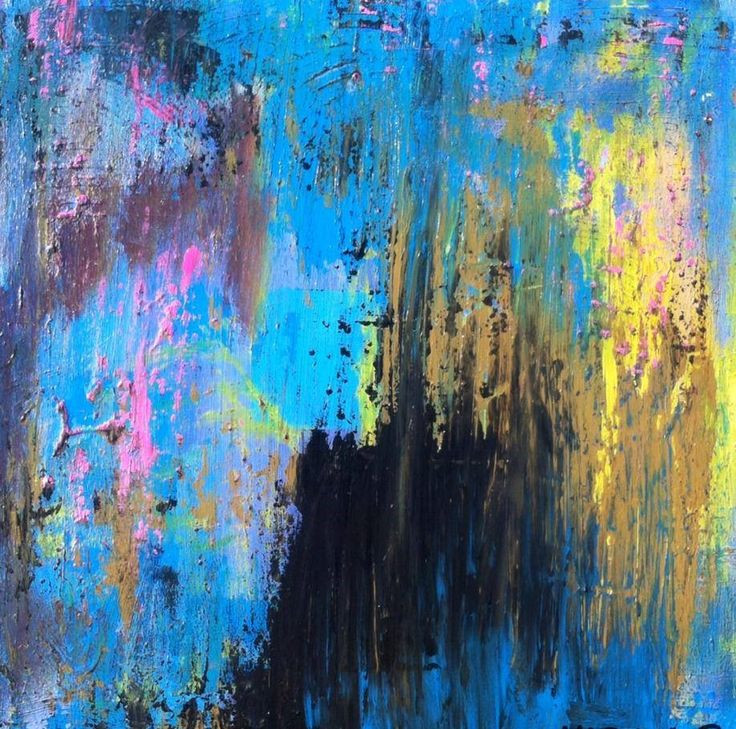 Maleri No.2 50 x 50 www.karinap.dk