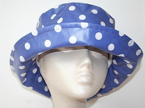 £35 Rain hat by Lojango Design | Made in UK