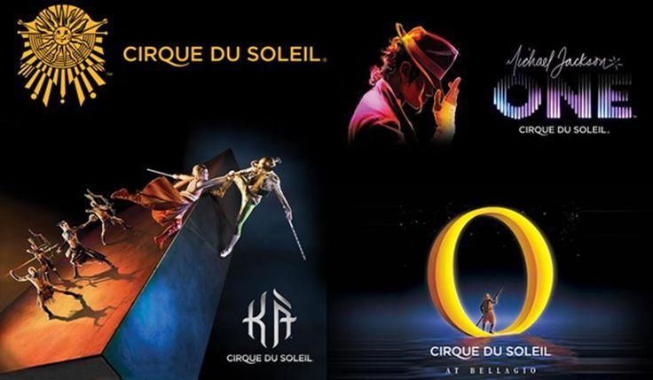 A Las Vegas non c'è solo il gioco d'azzardo: scopriamo i magnifici spettacoli del Cirque du Soleil Las Vegas e come trovare i biglietti