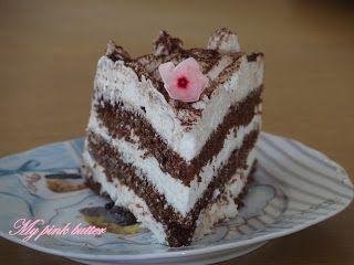 my pink butter: Εύκολη τούρτα Nutella