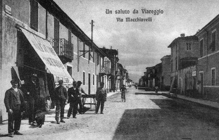 Viareggio- via macchiavelli