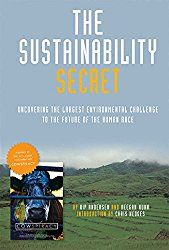 The Sustainability Secret: Rethinking Our Diet to Transform the World  Genre: Environment & Nature• Author: Keegan Kuhn & Kip Anderson The groundbreaking 2014 documentary Cowspiracy presents shocking truths about the effects of industrial animal agriculture on the planet. The leading cause of deforestation, rainforest destruction, greenhouse gas production, water consumption and pollution, habitat loss,