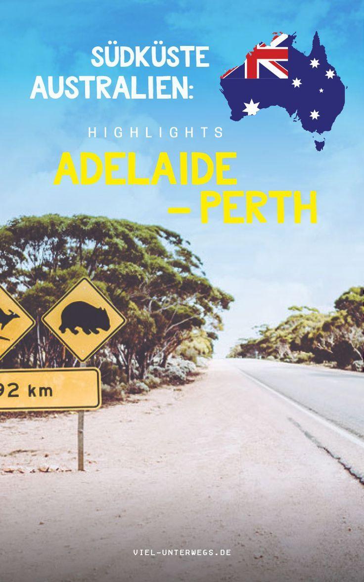 Südküste Australien: Highlights von Adelaide bis Perth
