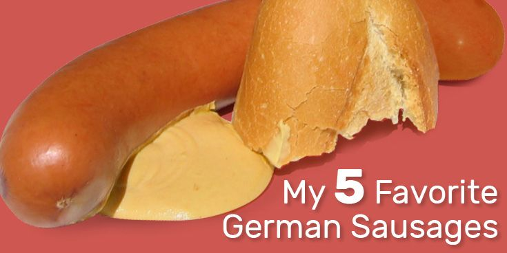 Bockwurst Photo by: Flickr User pure man meat