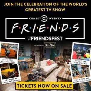 FriendsFest from See Tickets