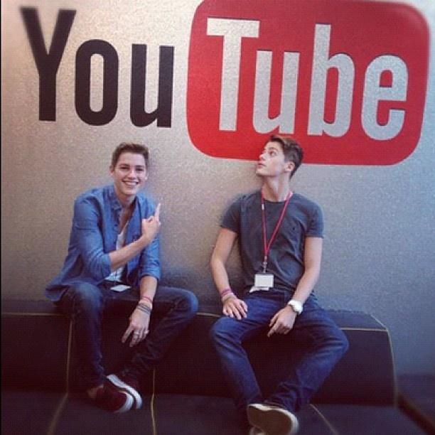 Jack and Finn Harries :') <3