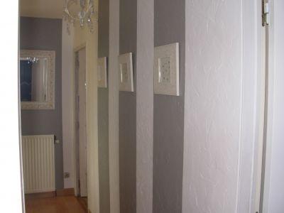 Peinture couloir couleur de murs pinterest Idee peinture couloir