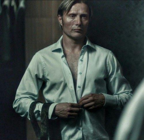 Hannibal lecter erotica