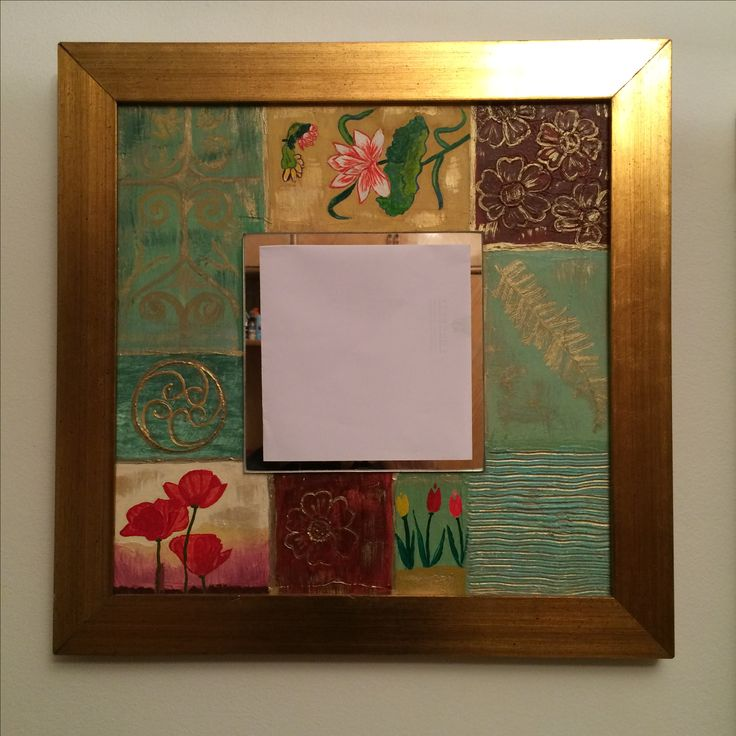 29 best My Mosaic Frames and Mirrors images on Pinterest | Glass ...