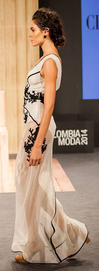 Pasarela Renata Lozano - Colombiamoda 2014