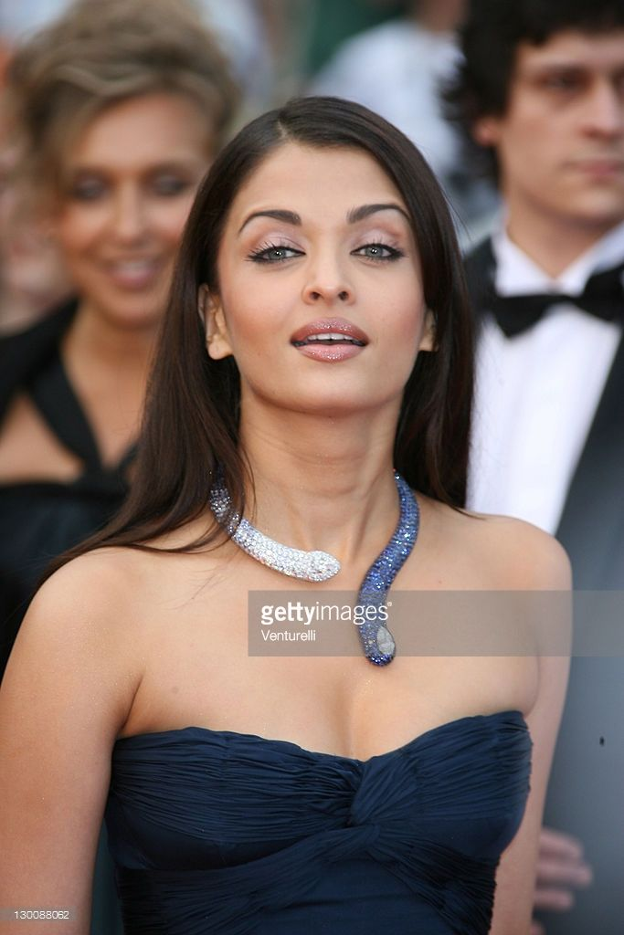 Aishwarya Rai during 2006 Cannes Film Festival - 'The Wind That Shakes The Barley' - Premiere at Palais Du Festival in Cannes, France.