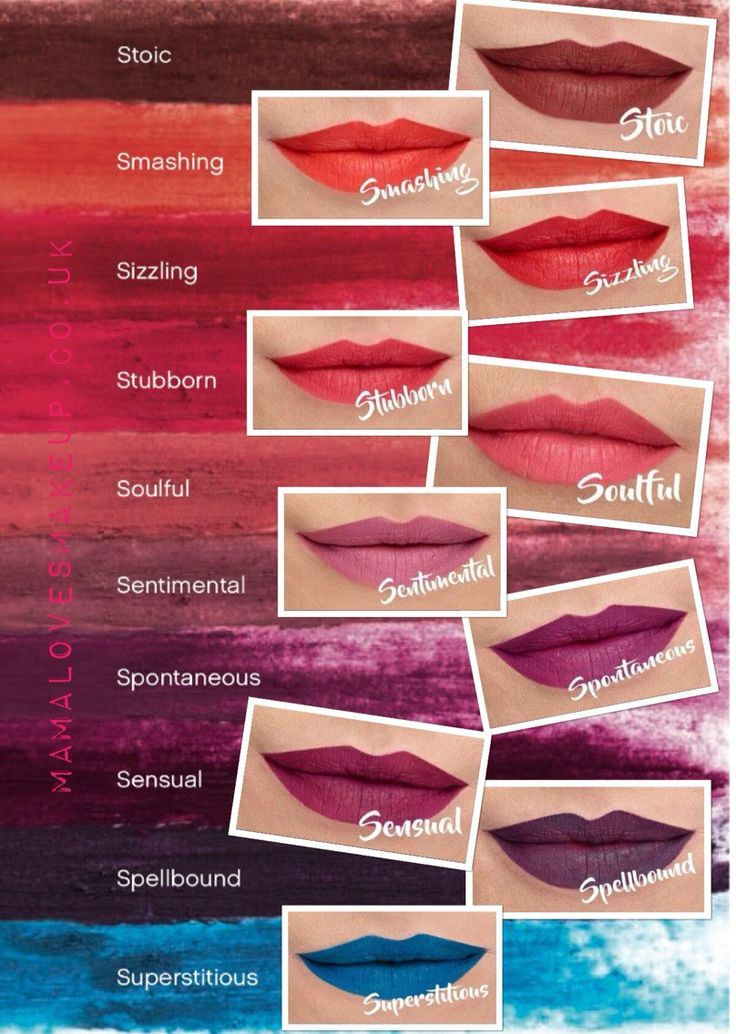 New Splash Liquid Lipstick from Younique! https://www.youniqueproducts.com/NitaClegg/party/5645299/view