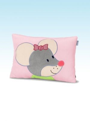 Mouse Pillow | Nursery Furniture | Baby Accessories Ireland | Cribs.ie