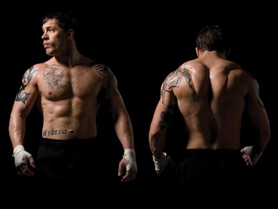 Tom Hardy in Warrior *angels sing*