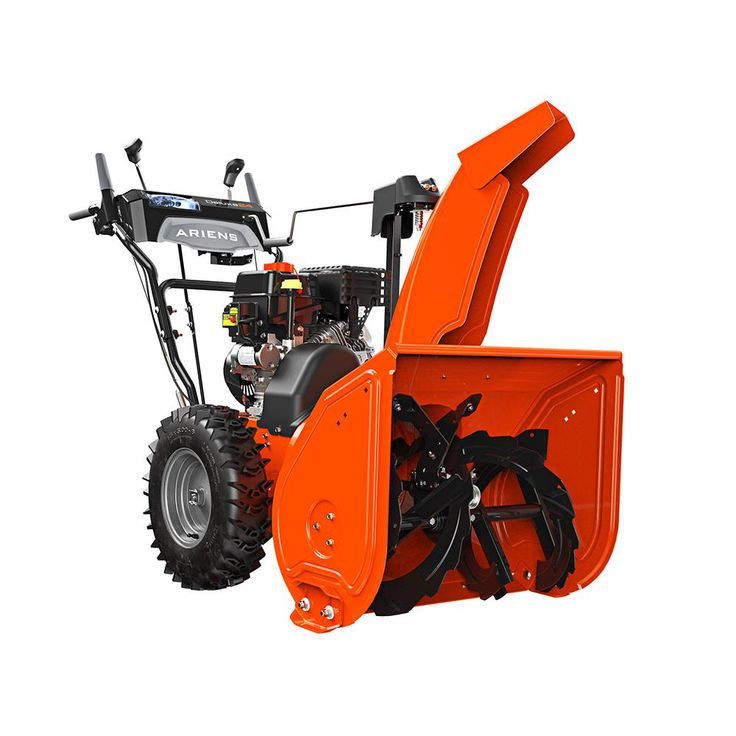 Ariens deluxe 24 in 2stage electric start gas snow