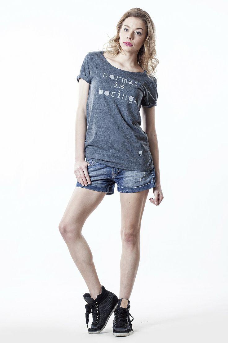 gshirt normal - CONCRETE blonde #flowear #fashion ✻ www.flowear.org