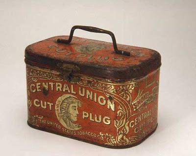 Antique Lunch Boxes