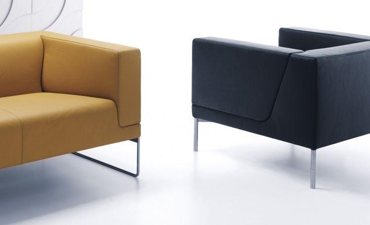 Fotel Tritos marki NOTI www.euforma.pl #armchair #design #livingroom #home