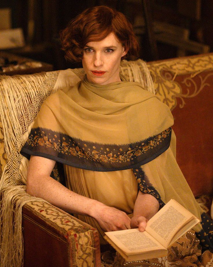 Eddie Redmayne, The Danish Girl | Nominated for Best Actor, Drama