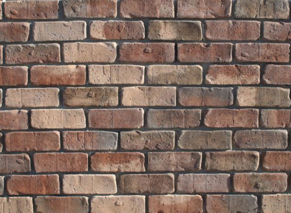 Tumbled Thin Brick Veneer (Color: Alamitos)