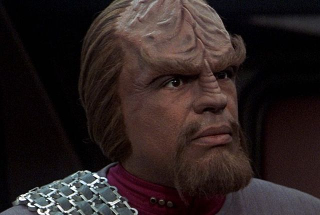 Star Trek Humor:  Worf is Always Wrong - Poor Worf.