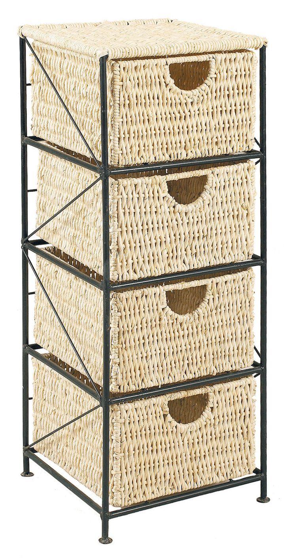 les 25 meilleures id es de la cat gorie commode en osier sur pinterest meubles en rotin. Black Bedroom Furniture Sets. Home Design Ideas