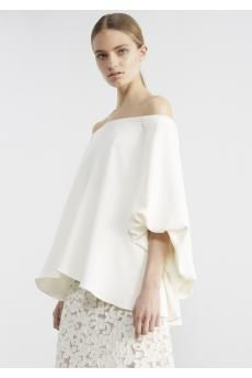 The Magnetism Top from CAMILLA AND MARC's Ready-To-Wear Resort 2015 collection.
