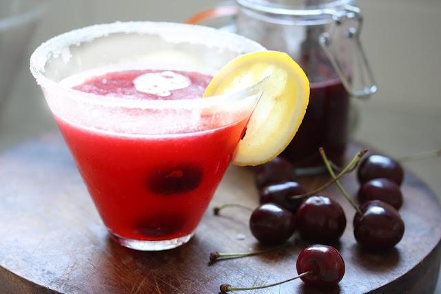 Cherry Lemon Drop
