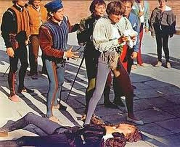 """deaths of mercutio and tybalt essay Romeo and juliet: act 3, scene 2 the deaths of mercutio and tybalt