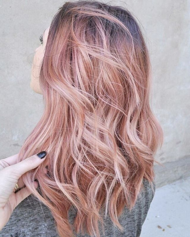 Pretty in pink + tousled curls   Get the look with our 25mm Digital Tourmaline Clip-Free Curler.