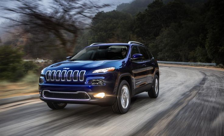 First looks the 2014 Jeep Cherokee Limited.  Question: At this stage in the evolution of #cars , we'd like to know how many people are sure they will NOT purchase an all conventional #gas fueled car as their next automobile purchase...anyone?