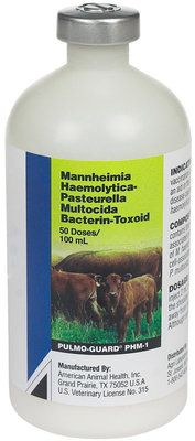Approved for use in healthy cattle of all ages. Vaccine is SAFE for pregnant cows and calves nursing pregnant cows.