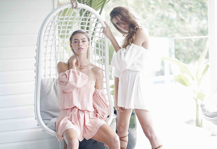 Racquet's Hope O'Connor on hair and makeup duties for Ministry of Style