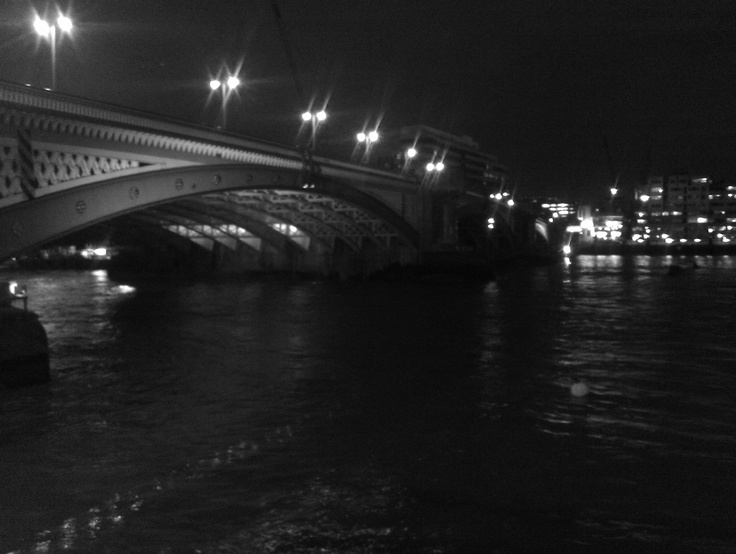 Blackfriars Bridge.... Great story behind the name
