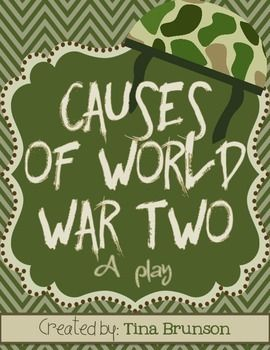 1500 word essay on the causes of world war two?