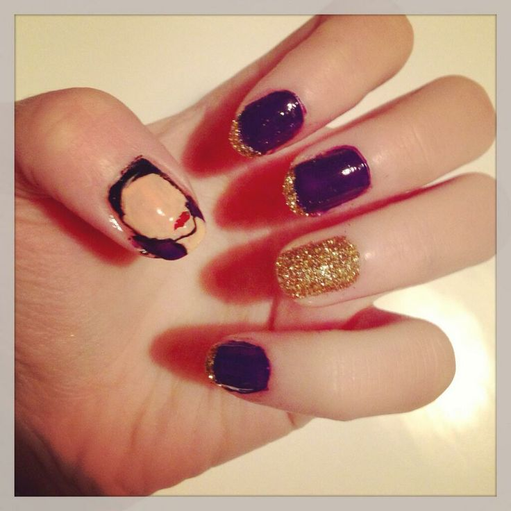 17 best Nail Art images on Pinterest   Once upon a time, Art ...