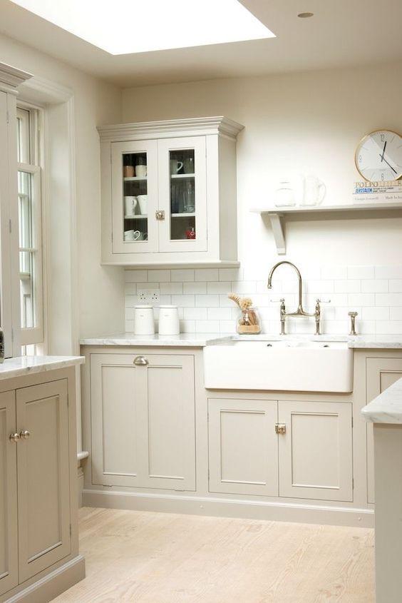 10 fresh and pretty kitchen cabinet ideas